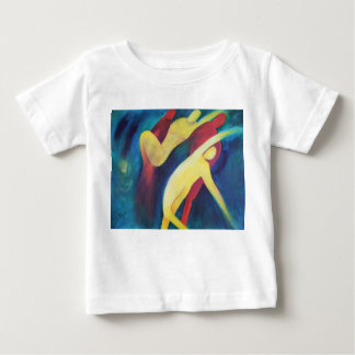 The abduction baby T-Shirt