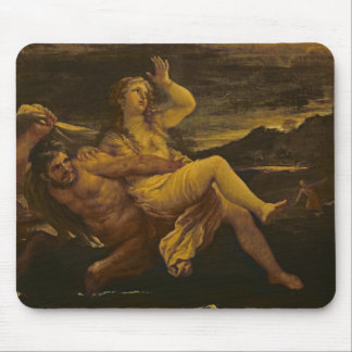 The Abduction of Deianeira Mouse Pad