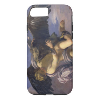 The Abduction of Ganymede, 1700 (oil on canvas) iPhone 7 Case