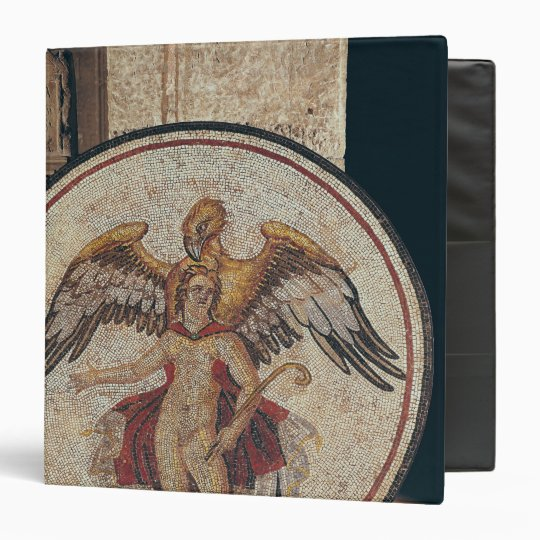 The Abduction of Ganymede, 2nd-3rd century 3 Ring Binder