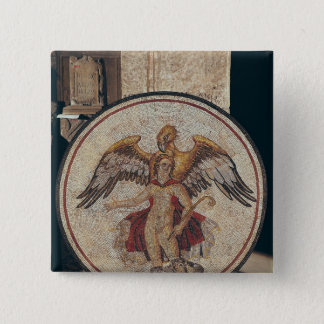The Abduction of Ganymede, 2nd-3rd century Button