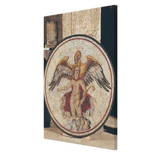 The Abduction of Ganymede, 2nd-3rd century Canvas Print
