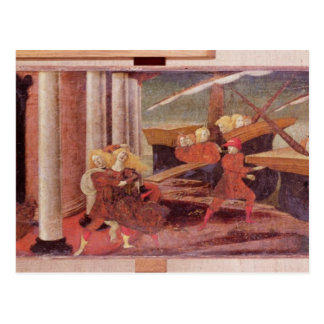 The Abduction of Helen c 1470 Postcards