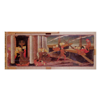 The Abduction of Helen, c.1470 Poster