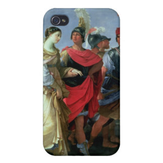 The Abduction of Helen, c.1626-31 iPhone 4 Cover