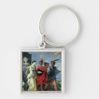 The Abduction of Helen, c.1626-31 Keychains