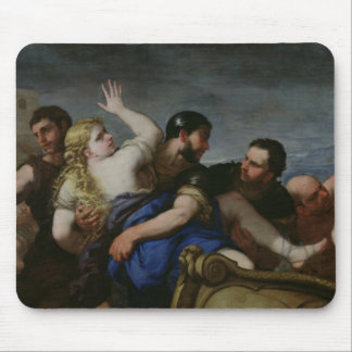 The Abduction of Helen Mouse Pad