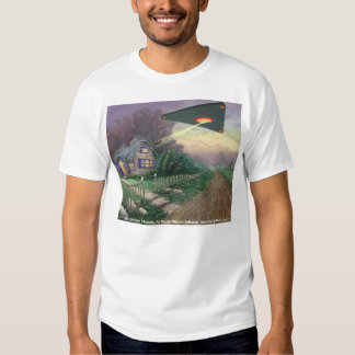 The Abduction of Kinkade, by Steven Vincent Johnso Shirt