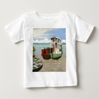 The ABEM Heading Out On The Peruvian Amazon Baby T-Shirt