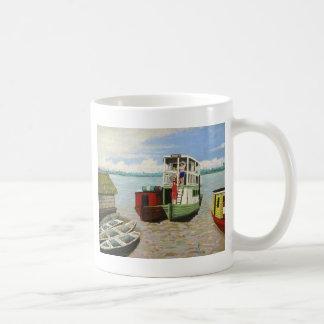 The ABEM Heading Out On The Peruvian Amazon Classic White Coffee Mug