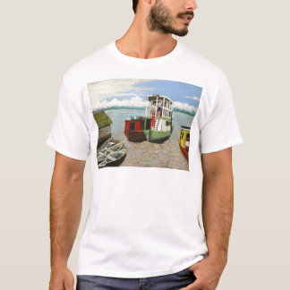 The ABEM Heading Out On The Peruvian Amazon T-Shirt