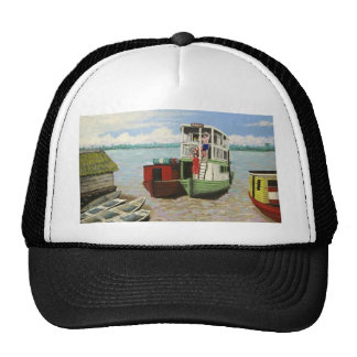 The ABEM Heading Out On The Peruvian Amazon Trucker Hat
