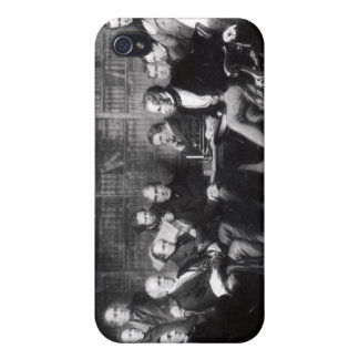 The Aberdeen Cabinet Case For iPhone 4