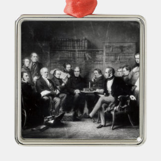 The Aberdeen Cabinet Christmas Ornaments