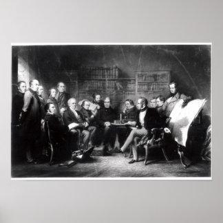 The Aberdeen Cabinet Poster