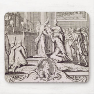 The Abjuration of Henri IV Mouse Pad