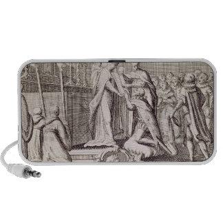 The Abjuration of Henri IV iPod Speaker