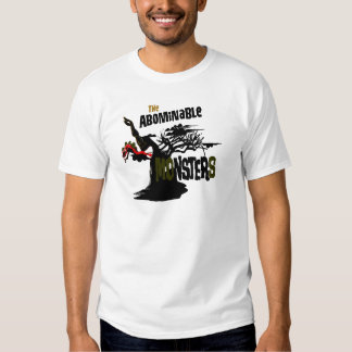 The Abominable Monsters Shirt