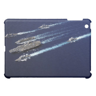 The Abraham Lincoln Carrier Strike Group ships iPad Mini Cases