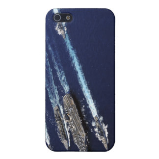The Abraham Lincoln Carrier Strike Group ships iPhone SE/5/5s Case
