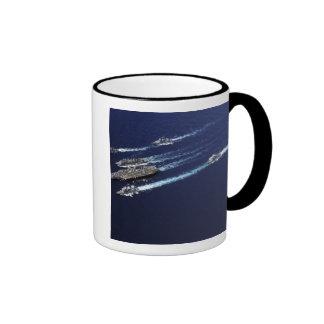 The Abraham Lincoln Carrier Strike Group ships Ringer Mug