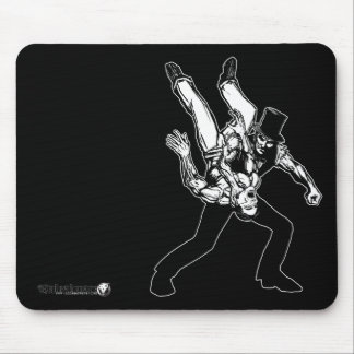 The Abraham Lincoln Chokeslam Mouse Pad