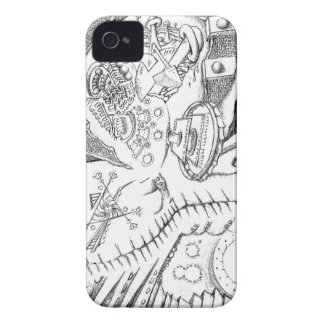 The Abstract Art of Michael Pearson Case-Mate iPhone 4 Case
