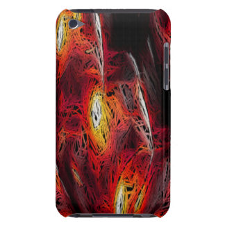 The Abstract Heart iPod Touch Case