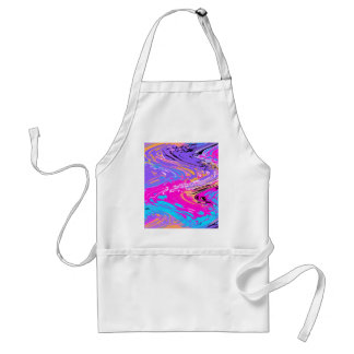 The Abstract Madness Aprons