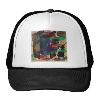 The Abstract World Trucker Hat