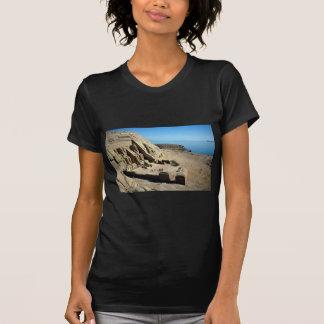 The Abu Simbel Temples, Egypt Desert T-shirt