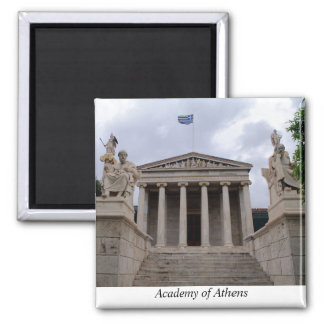 The Academy of Athens Refrigerator Magnet