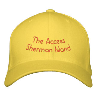 The Access - Sherman Island hat