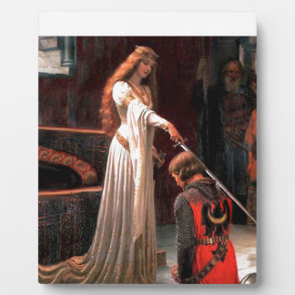 The Accolade - add your image Plaque