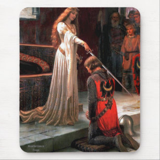 The Accolade Mouse Pad