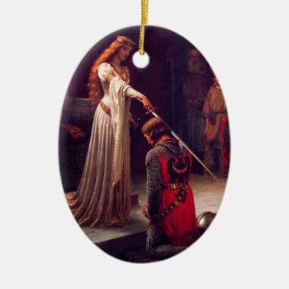The Accolade - Ornament