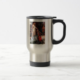 The Accolade - Two Keeshonds Stainless Steel Travel Mug