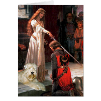 The Accolade - Wheaten Terrier 1 Cards