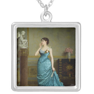 The Accomplice Silver Plated Necklace