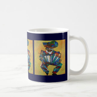 The Accordionist Mugs