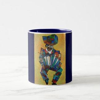 The Accordionist Coffee Mugs