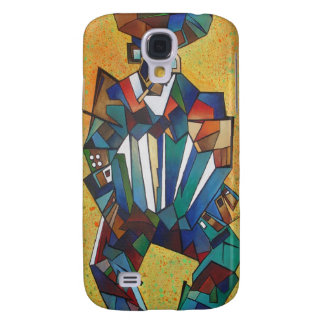 The Accordionist Samsung Galaxy S4 Case