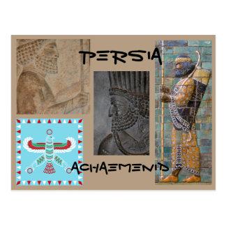 The Achaemenid Postcard