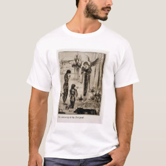 The achieving of the Sangreal, from 'Le Morte d'Ar T-Shirt
