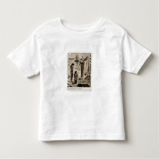 The achieving of the Sangreal, from 'Le Morte d'Ar Toddler T-shirt