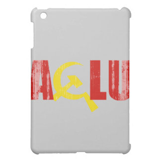 The ACLU is communist Faded png iPad Mini Covers