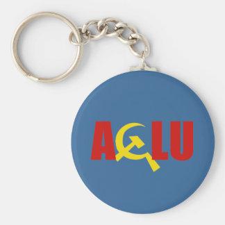 The ACLU is communist Keychain
