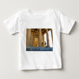 The Acropolis and the Parthenon - Athens Baby T-Shirt