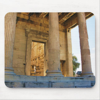 The Acropolis and the Parthenon - Athens Mouse Pad