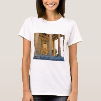 The Acropolis and the Parthenon - Athens T-Shirt